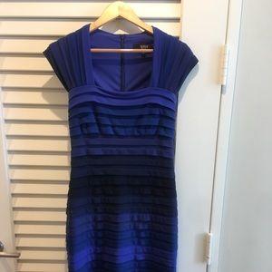 Tadashi, Small midi ombré dress